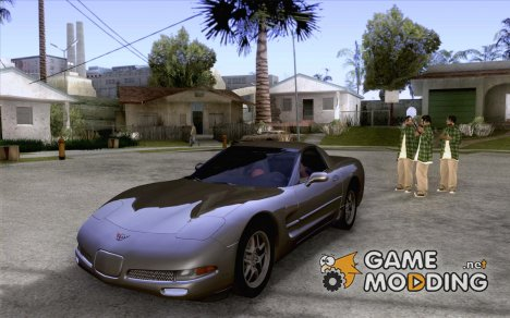Chevrolet Corvette 5 for GTA San Andreas