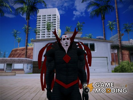 Sinister From DeadPool The Game for GTA San Andreas