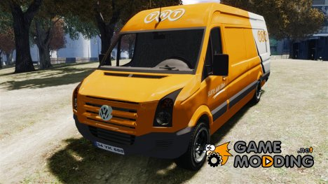 Volkswagen Crafter TNT for GTA 4