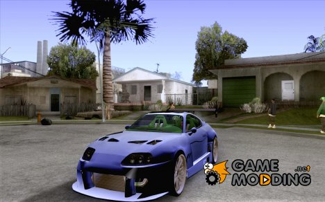 Toyota Supra TwinTurbo for GTA San Andreas