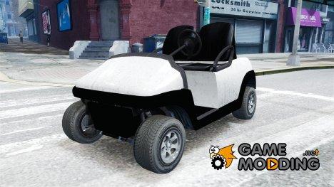 Caddy Unity для GTA 4