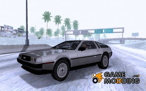 DeLorean DMC-12 1982 для GTA San Andreas