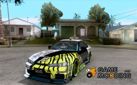 Nissan 200SX S14A for GTA San Andreas