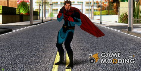 Injustice 2 - Superman для GTA San Andreas