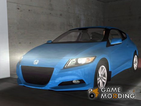 Honda CR-Z 2010 для GTA Vice City