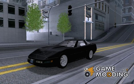 '96 Chevrolet Corvette Z06 for GTA San Andreas