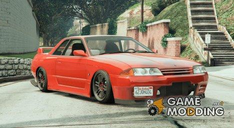 Nissan Skyline GT-R R32 0.5 for GTA 5