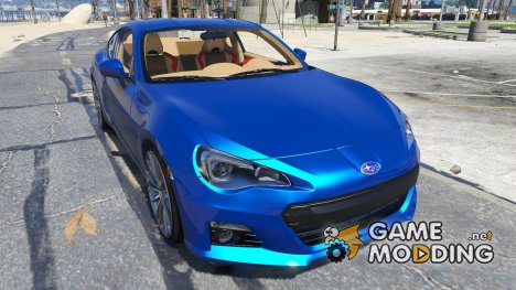 2013 Subaru BRZ for GTA 5