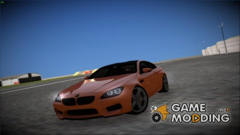 2013 BMW M6 for GTA San Andreas