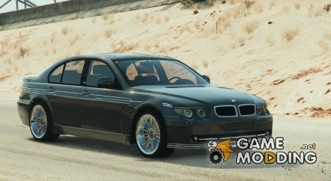 BMW Alpina B7 for GTA 5