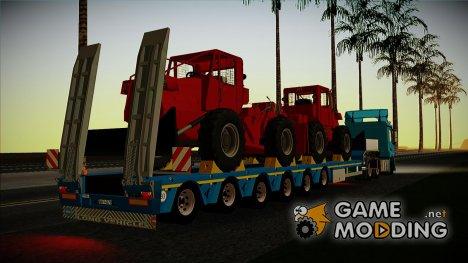 "Прицеп Трал с ""Тракторами"" для GTA San Andreas"