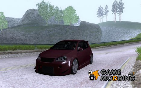 VW Golf 5 Arfy Tuning для GTA San Andreas