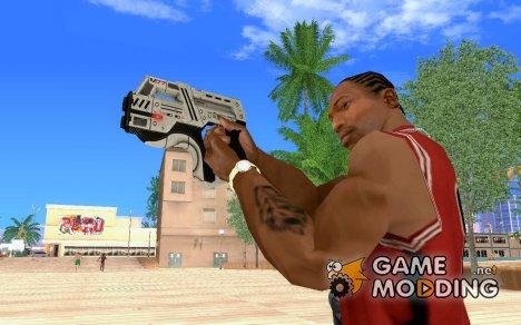 Паладин из Mass Effect 3 для GTA San Andreas
