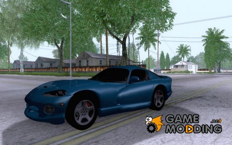 Dodge Viper 96 for GTA San Andreas