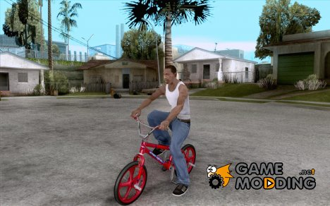 New BMX for GTA San Andreas