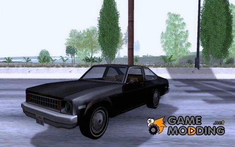 Chevy Nova 1976 для GTA San Andreas