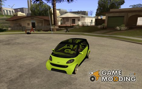 Smart Alienware для GTA San Andreas