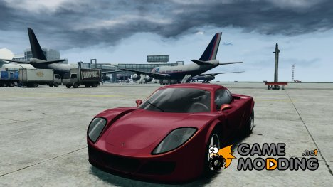 Farboud GTS 2007 для GTA 4