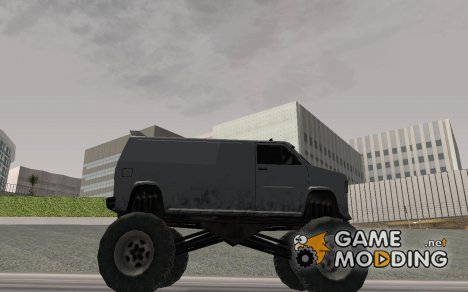Burrito Monster для GTA San Andreas