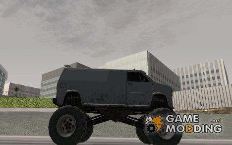 Burrito Monster for GTA San Andreas