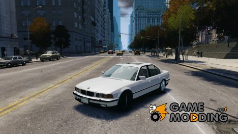BMW 750i E38 1998 M-Packet для GTA 4