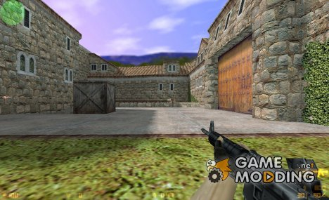 M16 Without Carrying Handle! для Counter-Strike 1.6