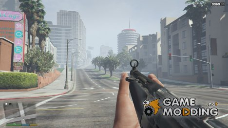 PAYDAY 2 MP5 1.9.1 для GTA 5