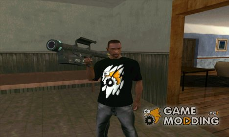 "Футболка ""Gamemodding"" for GTA San Andreas"