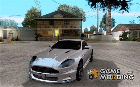 Aston Martin DBS для GTA San Andreas