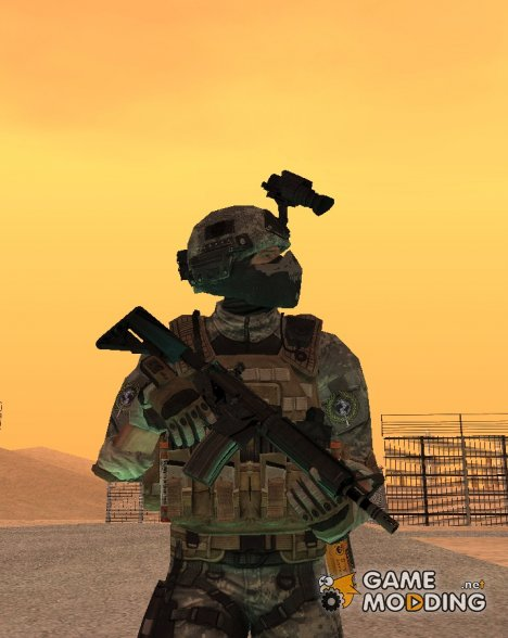 M4A4 From CS:GO for GTA San Andreas