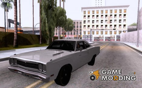 Plymouth Roadrunner для GTA San Andreas