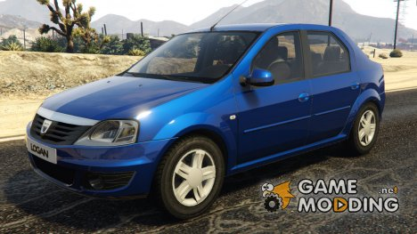2008 Dacia Logan for GTA 5