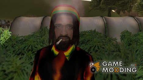 Bob Marley for GTA San Andreas