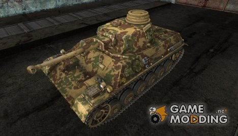PzKpfw III/VI Kenza для World of Tanks