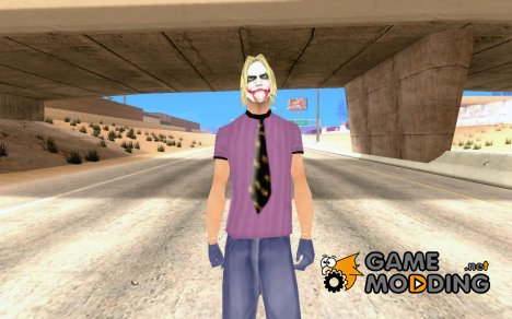 Joker for GTA San Andreas