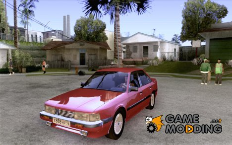 Mazda 626 DC 1986 for GTA San Andreas