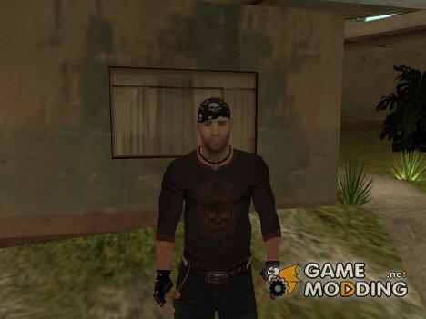 Скин из GTA 4 v42 for GTA San Andreas