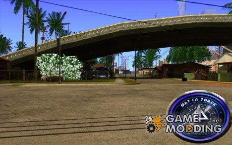 Спидометр-2 for GTA San Andreas