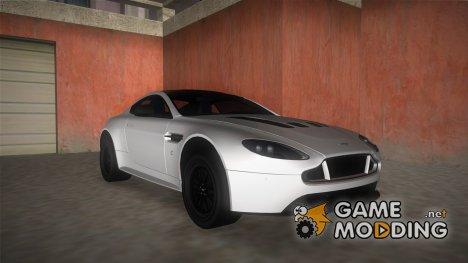 Aston Martin Vantage S V12 for GTA Vice City