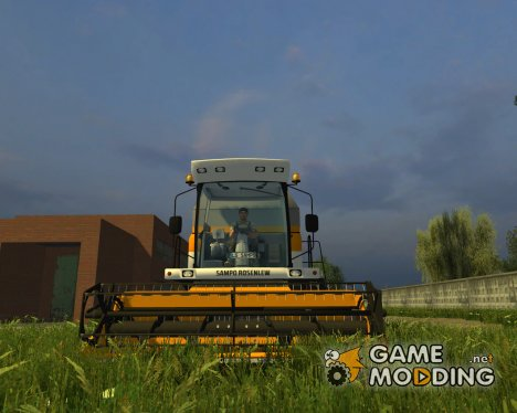 Sampo Rosenlew Comia C4 Set v1.0 for Farming Simulator 2013