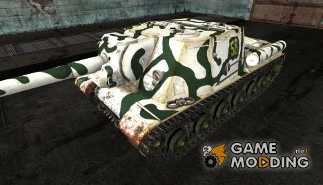 ИСУ-152 07 для World of Tanks