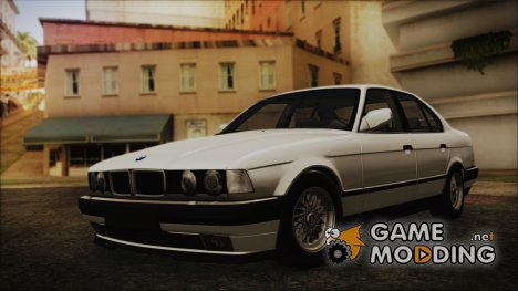 BMW 7-er E32 Stock for GTA San Andreas
