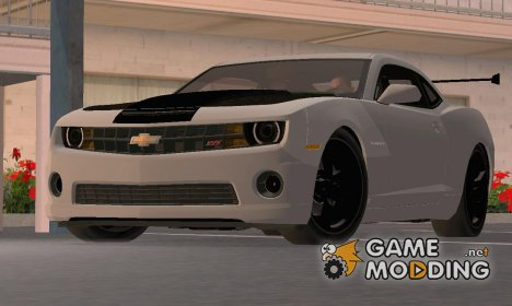 Chevrolet Camaro SS Carbon Hood for GTA San Andreas