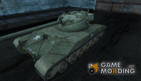 Шкурка для Bat Chatillon 25t №19 для World of Tanks