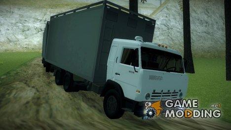 Камаз Арбуз-Трнас для GTA San Andreas