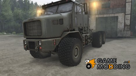 Oshkosh M1070 HET for Spintires 2014