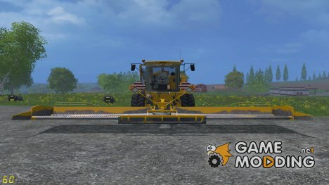 Ropa Euro Tiger V8 3 v 1.0 для Farming Simulator 2015