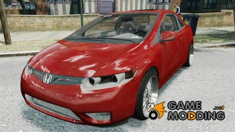 Honda Civic Si v2 для GTA 4
