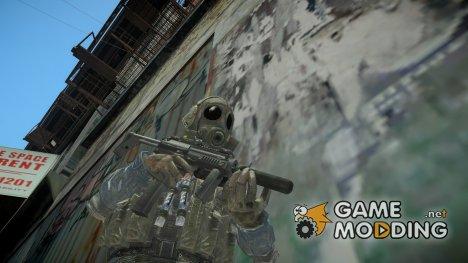 """Пистолет-пулемёт """"HK MP7 Sopmod"""" для GTA 4"""