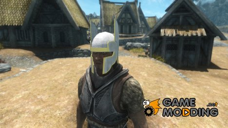 Numenorean Helmet - Blades Helmet Replacement for TES V Skyrim